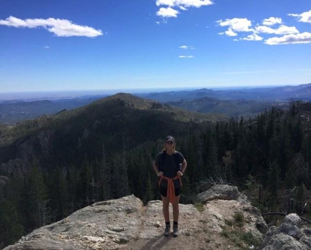 Hiking the Black Hills
