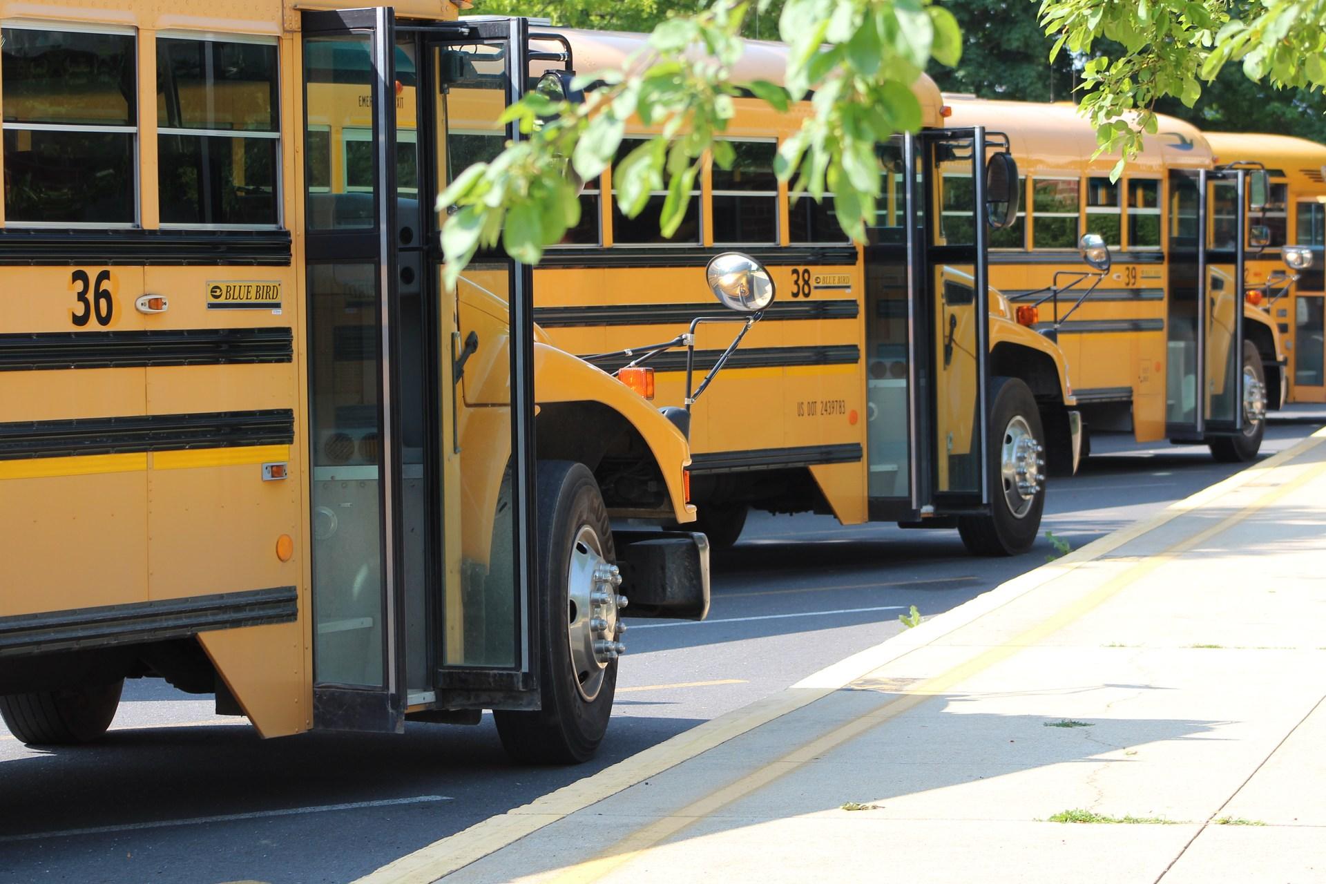 Mercersburg Elementary Bus Lineup