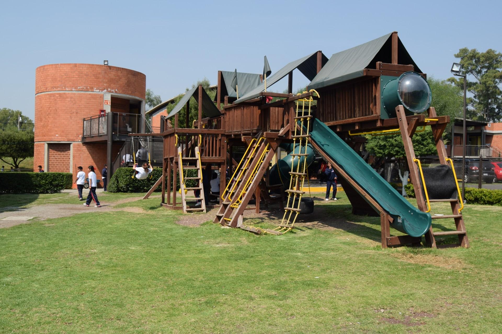 Área recreativa primaria