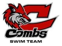 Combs Mascot Swim Team