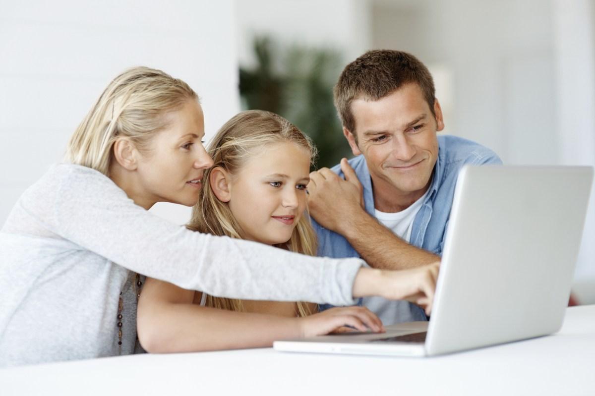 parents and social media