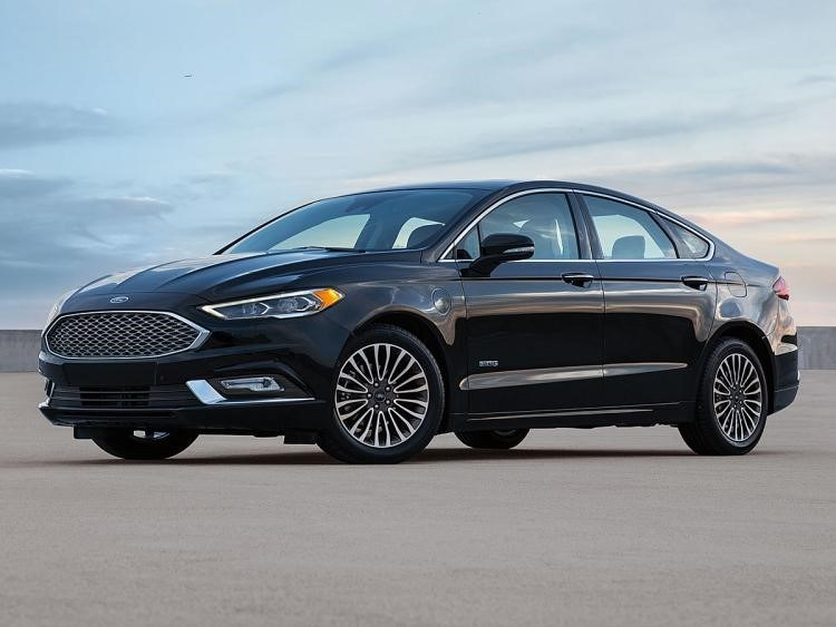 2017 Ford Fusion SE Sedan EcoBoost to be raffled