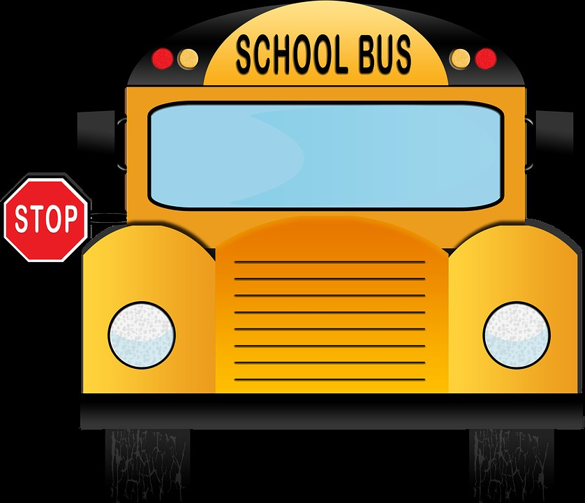 Transportation Page - School Bus
