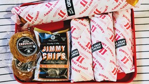 Picture of Jimmy John's food