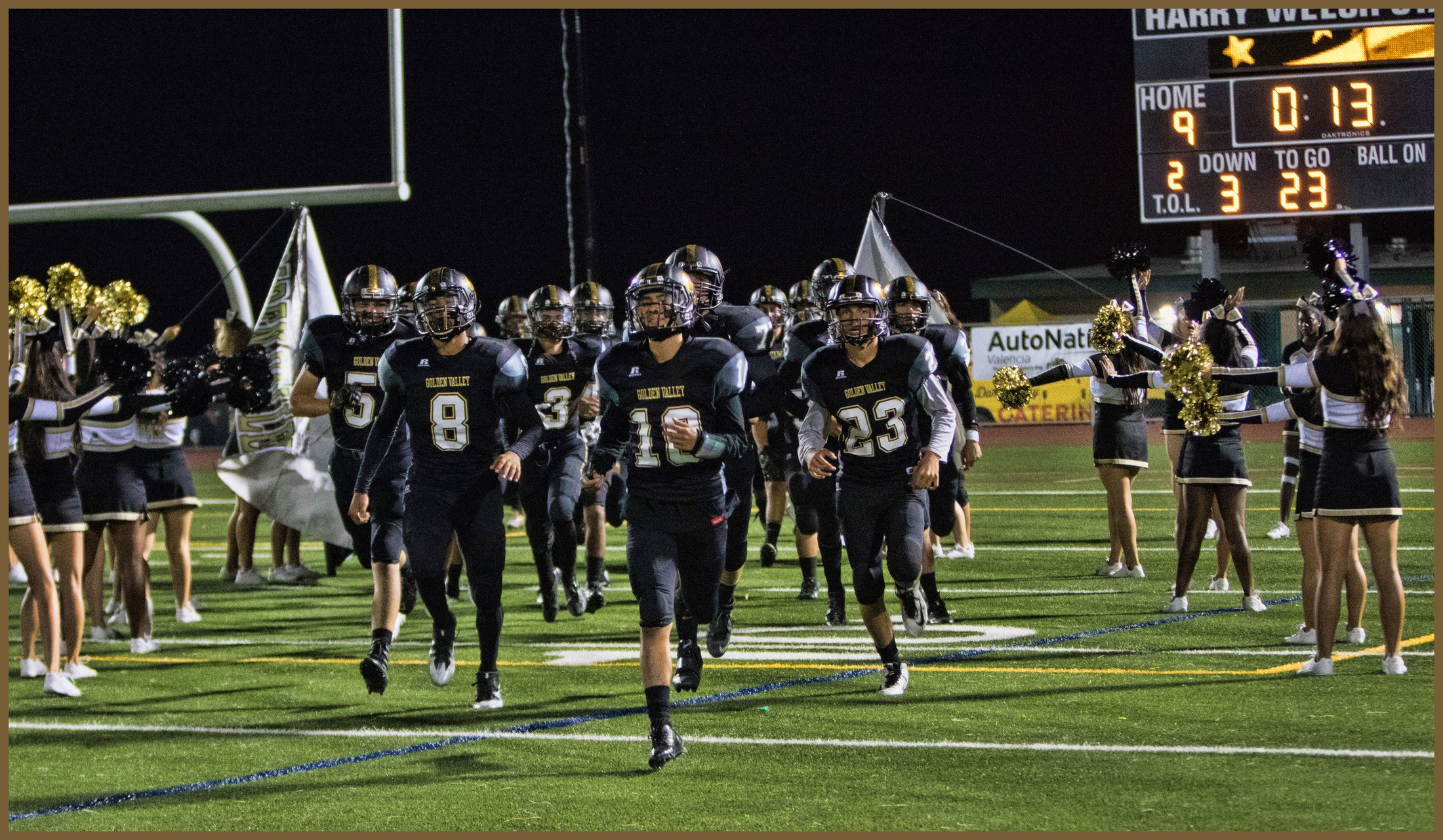Athletics Home Athletics Golden Valley High School