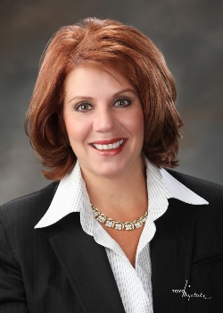 A photo of Mrs. Joanne Russell-Chavez, Vice President