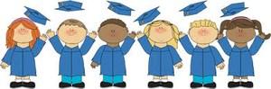 graduation boys and girls