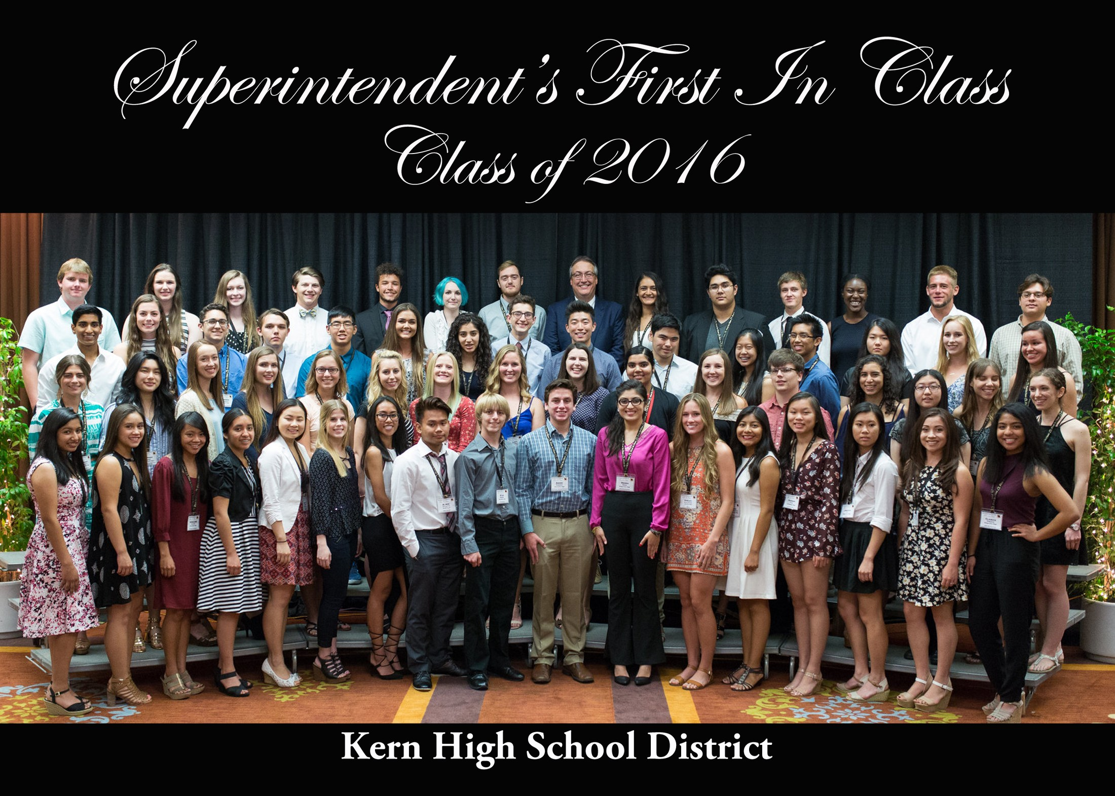 2016 First in Class Award Winners