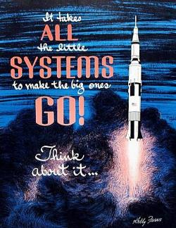 All Systems Go rocket image