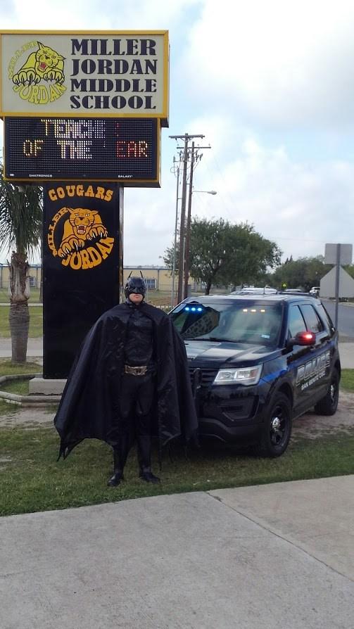 Batman MJ