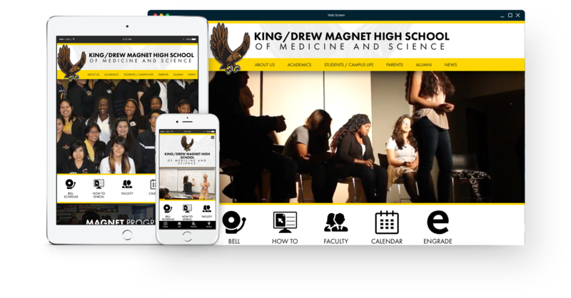 King/Drew Magnet High School Featured Photo
