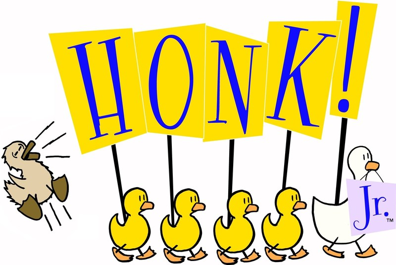 TICKETS NOW ON SALE FOR SCHOOL MUSICAL HONK! JR. Featured Photo