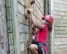 Alley Pond Park - Adventure Course
