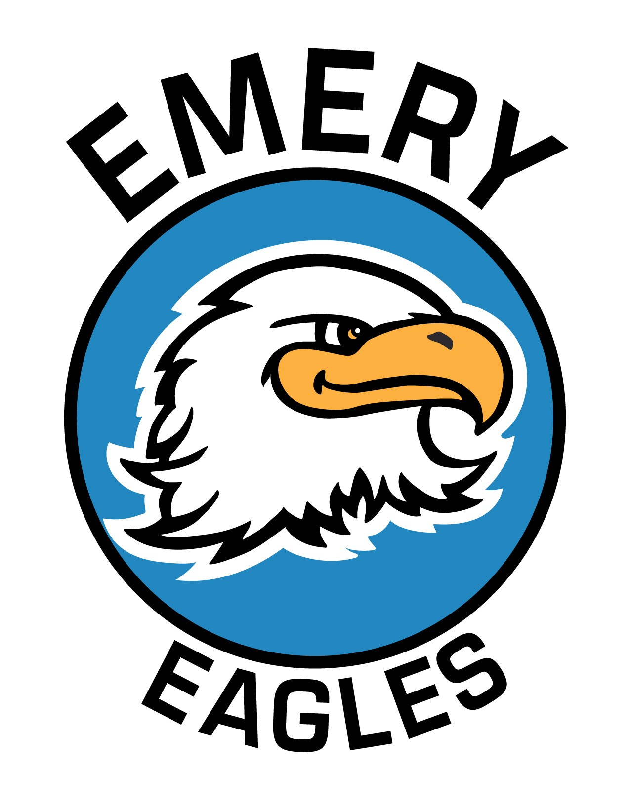 Emery Eagle logo