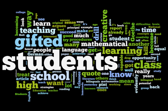 How Accessible Is Gifted Education In >> Gifted Education Program Gifted Education Program Bayfield