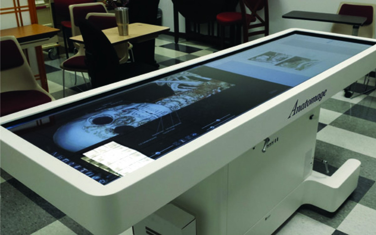 Anatomage Table Project – Development Office – Bishop Montgomery ...