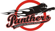 School Panther Logo