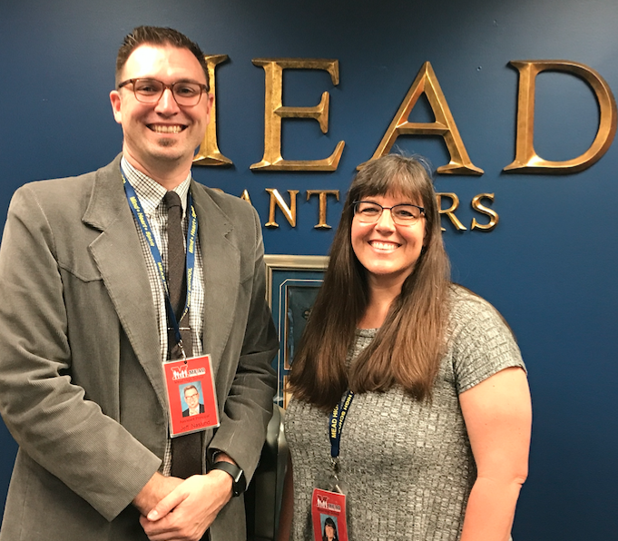 New Mead High Principal & Assistant Principal Featured Photo