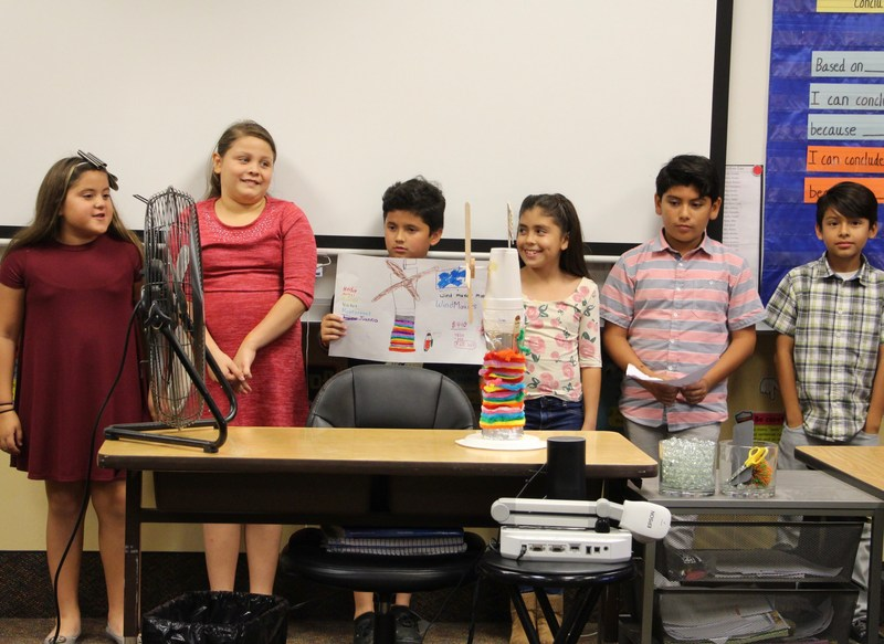 4th grade builds a city in Mr. Arevalo's class! Thumbnail Image