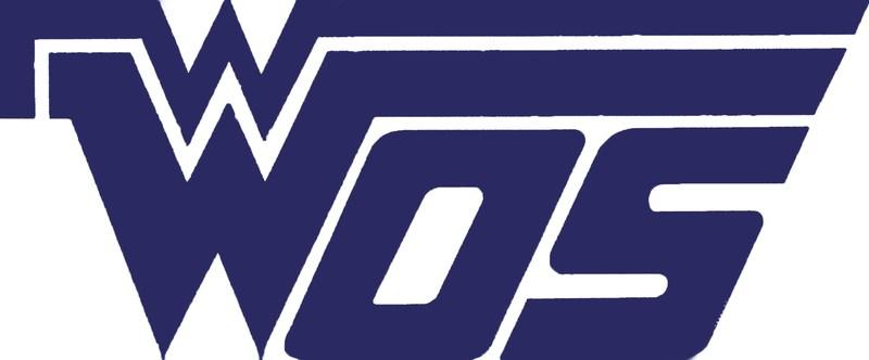 Flying WOS logo