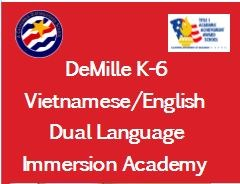 Vietnamese Dual Immersion Program Brochure