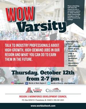 WOW Varsity Event