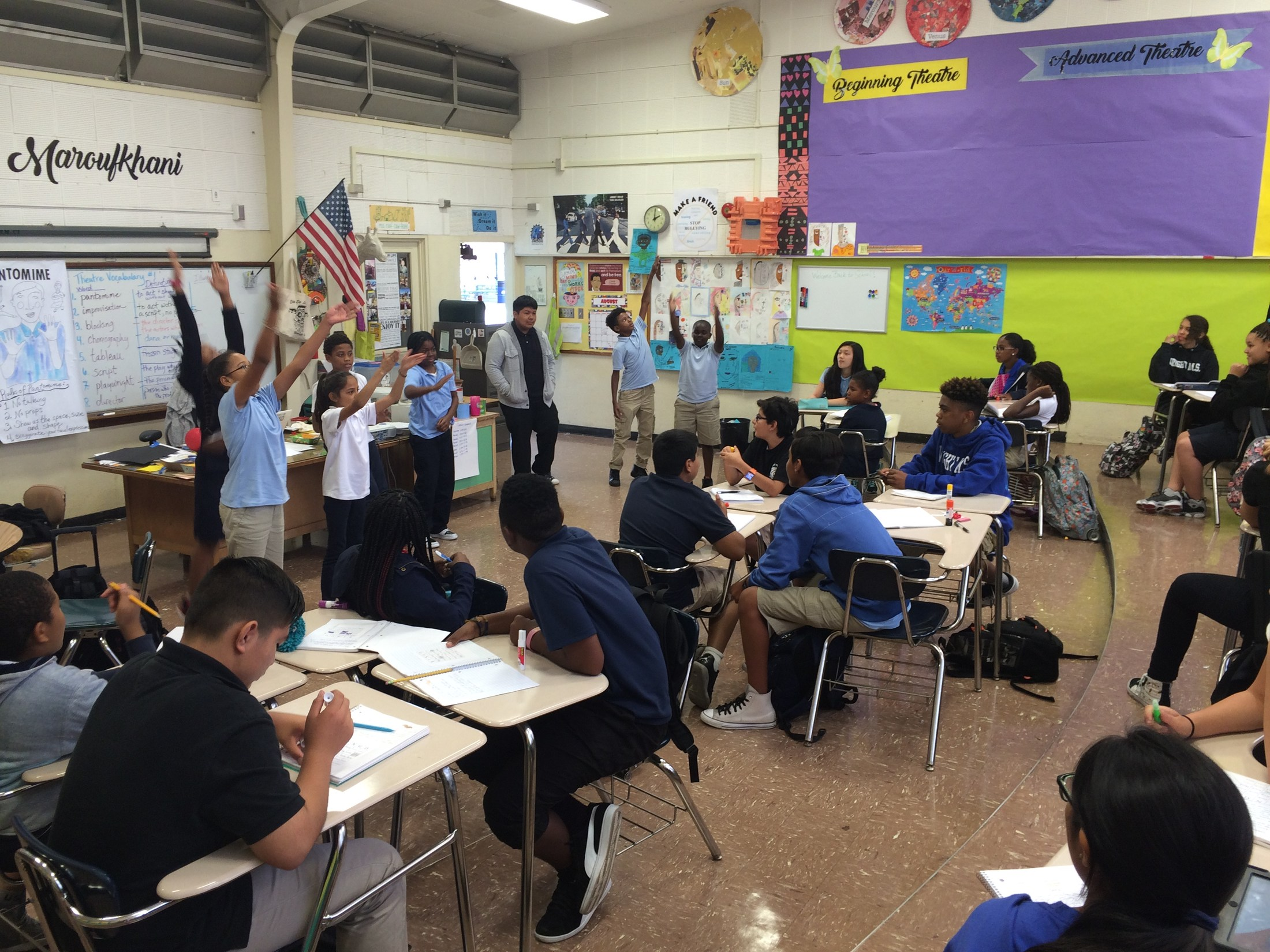 Welcome Students! – Mrs  Erin Maroufkhani – Wright Middle