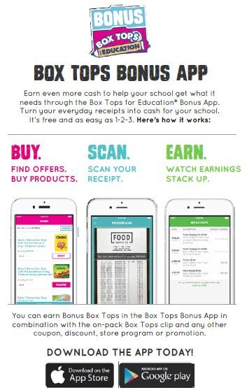 Box Top App