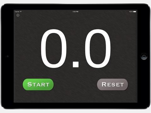 Timer iPad