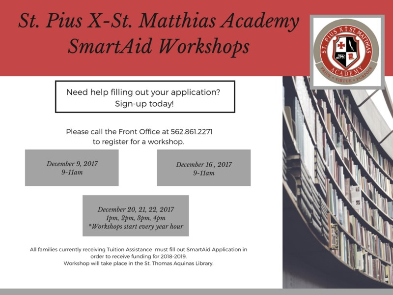PMA Tuition Assistance Application Workshops Thumbnail Image