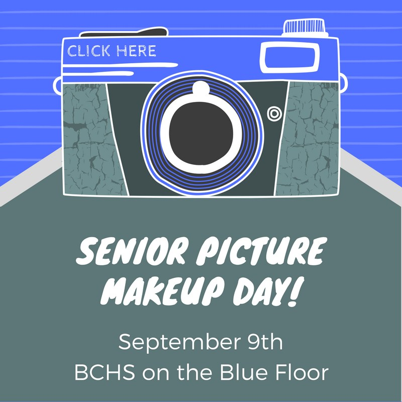 Senior Picture Makeup Day