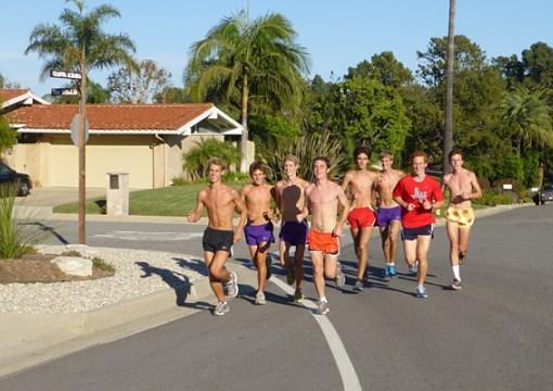 PVHS Boys' Track