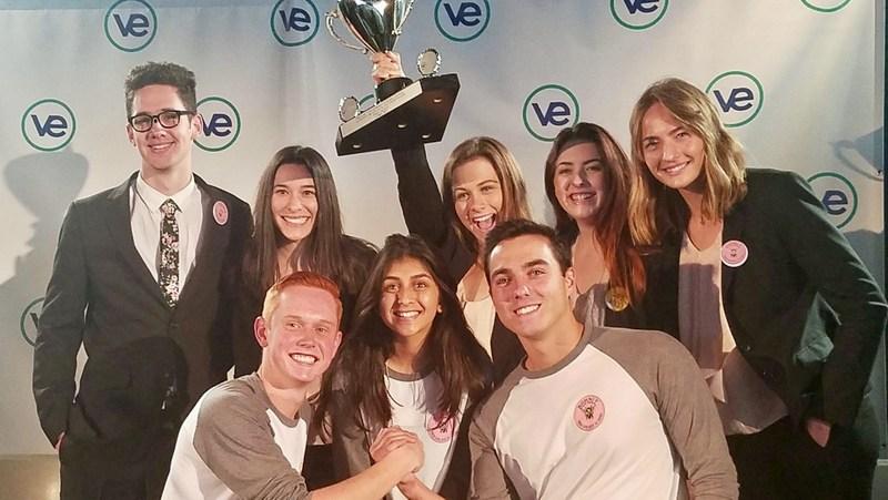 Bakersfield High School Virtual Enterprise Team