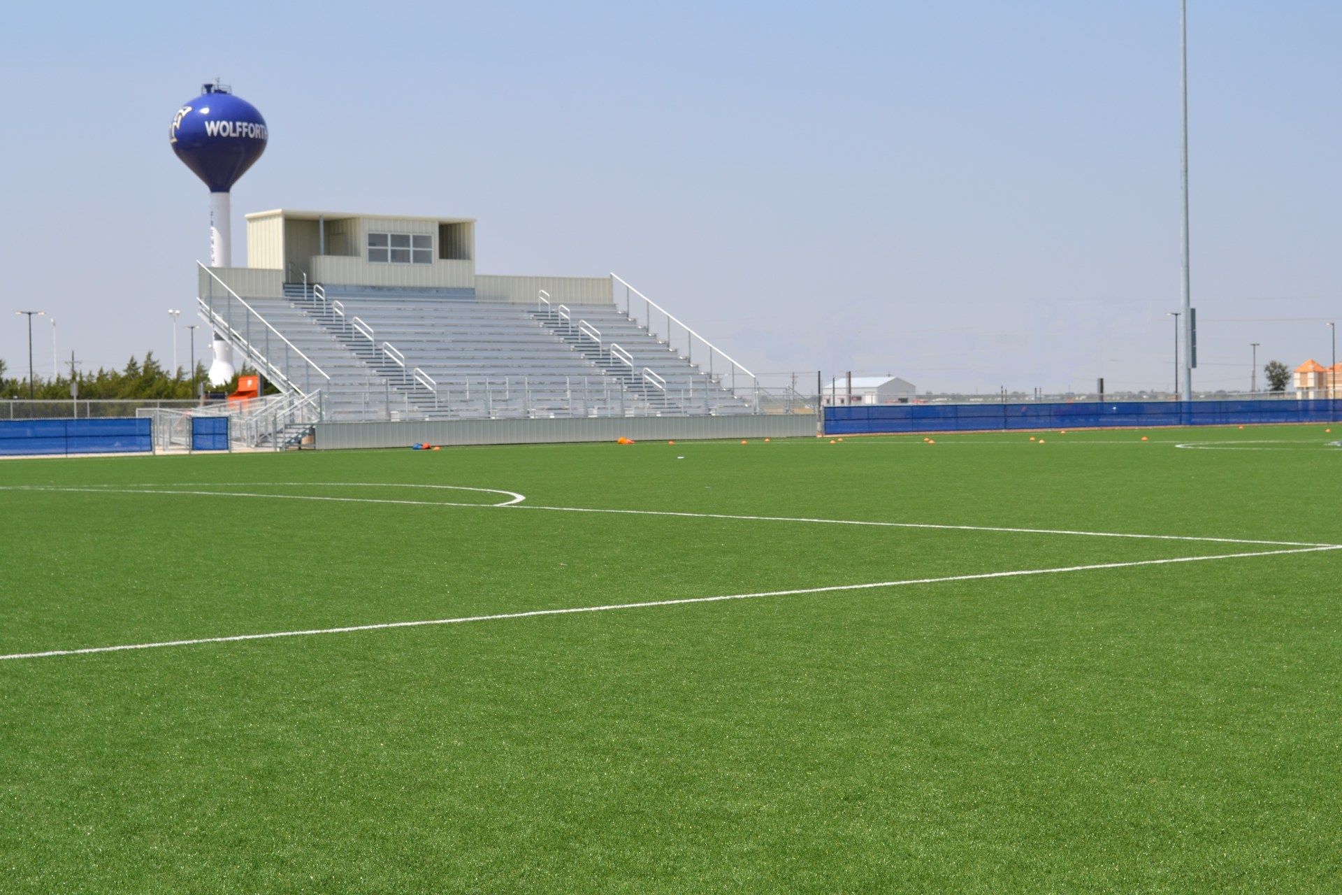 Tiger Soccer Stadium