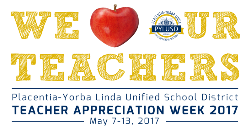 Teacher Appreciation Week 2017 Thumbnail Image