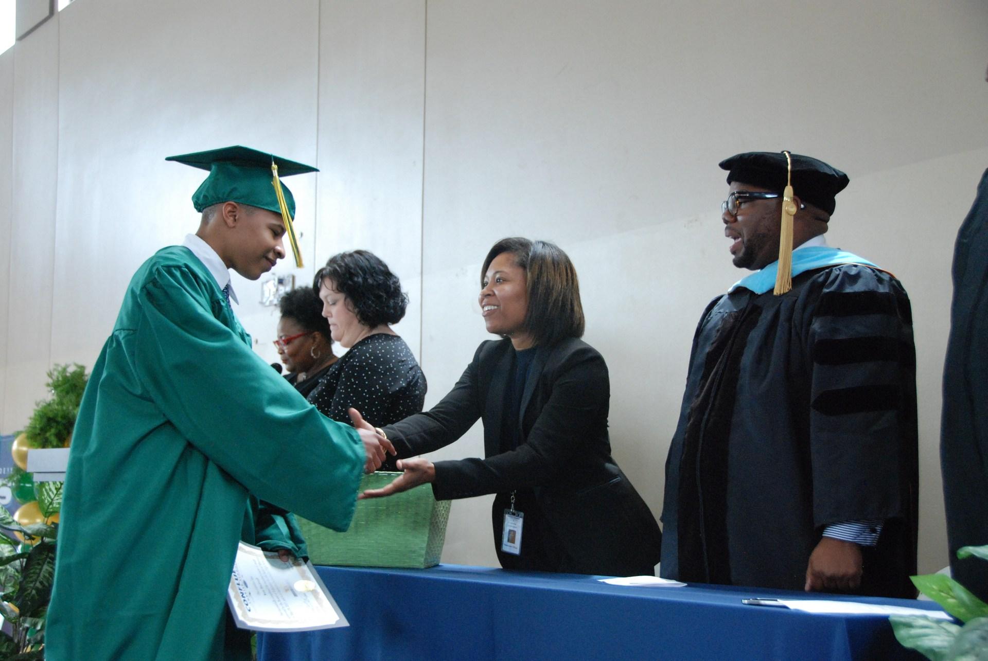 Elite Academy Eighth Grade Graduation 2017