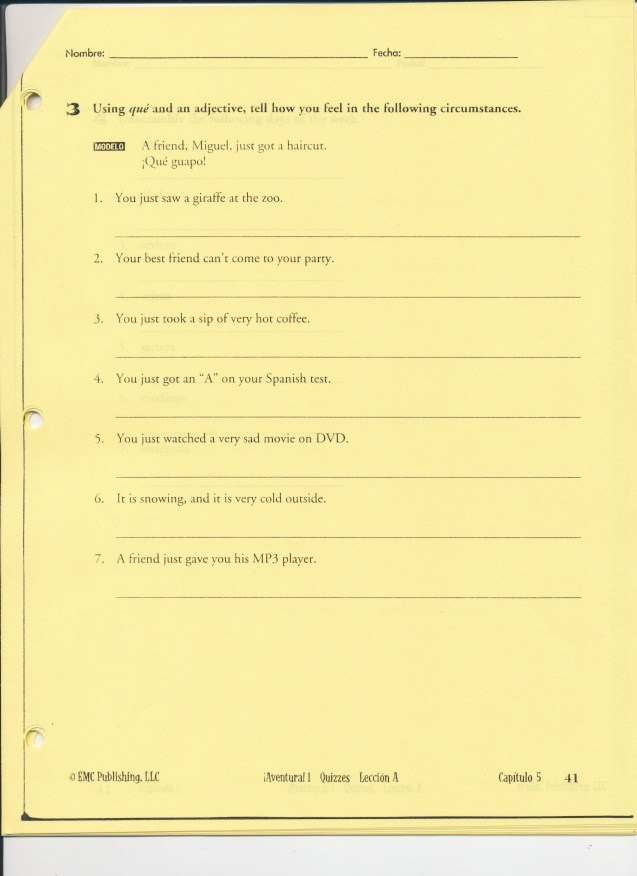 Raymond J Fisher Middle School. Worksheet. 2 2 Gustar And Similar Verbs Worksheet Answers At Clickcart.co