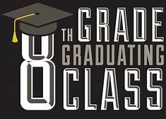 8th Grade Graduation Info Thumbnail Image