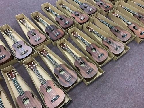 soprano ukulele's