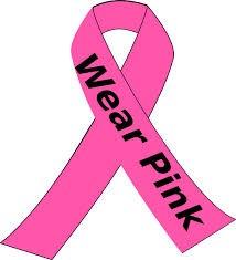 Wear Pink ribbon