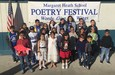 BPUSD_POET_1: Twenty-four students in transitional kindergarten through sixth grade presented poems at Margaret Heath Elementary School's Poetry Festival, held Feb. 16.