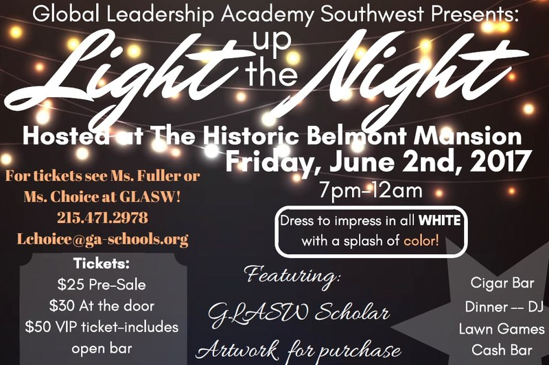 Help GLASW Light up the Night on June 2! Featured Photo