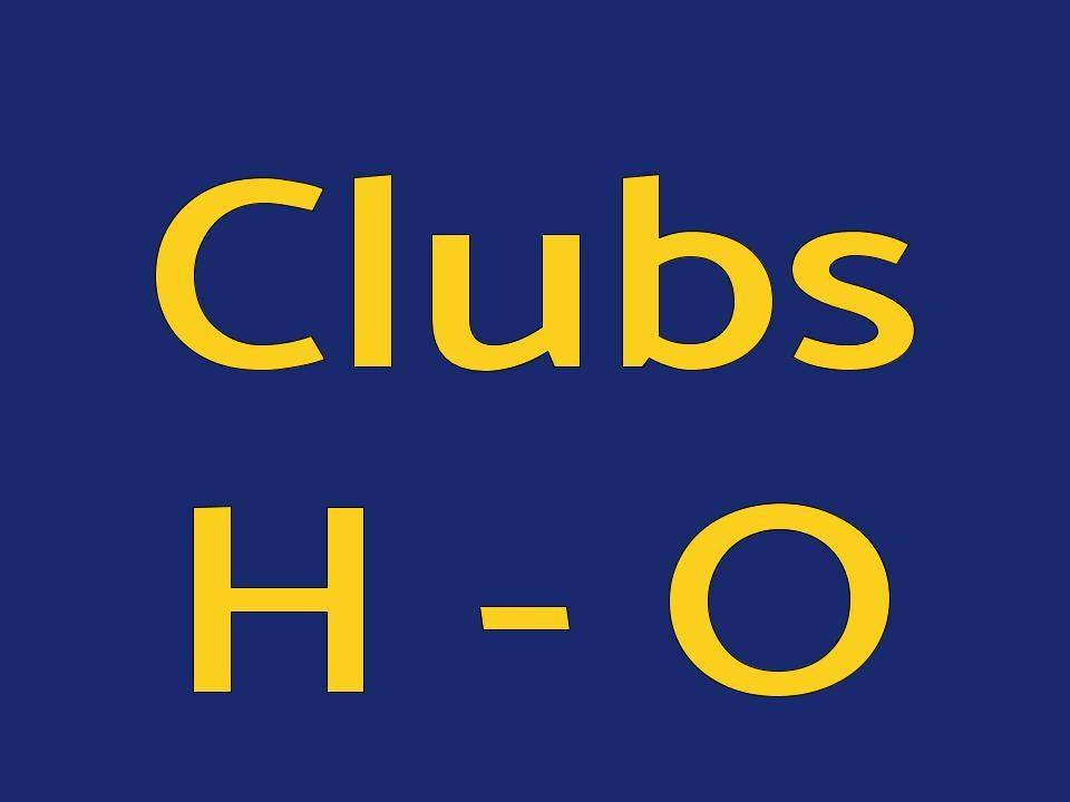 Clubs H-O