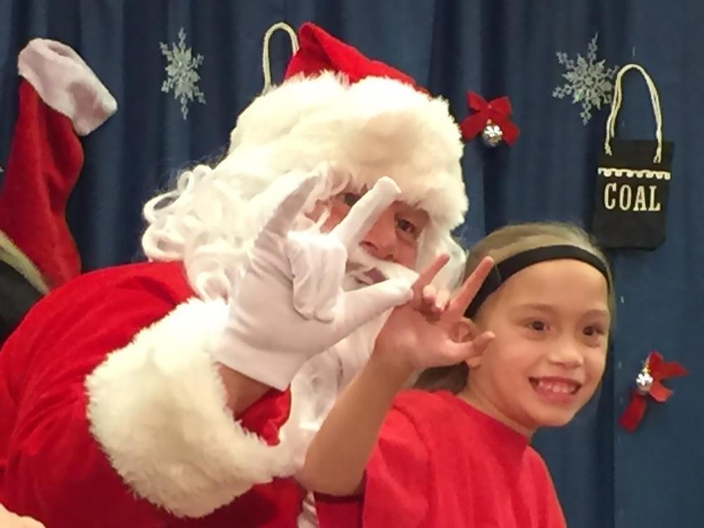ASL Santa