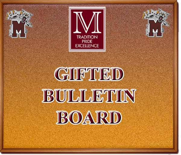 MASD Gifted Bulletin Board Graphic