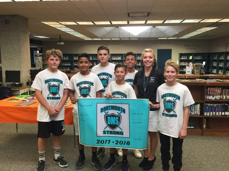 Dartmouth Strong Award Winners