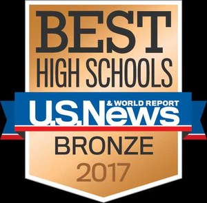 Best High Schools US News logo