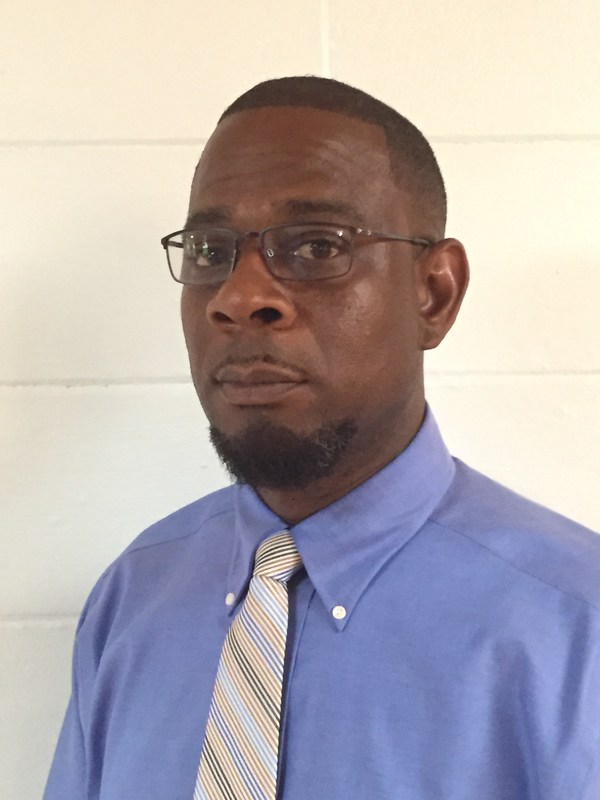 Our principal at West Decatur Elementary School, Mr. Allen Malone!