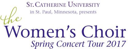 Women's Choir of St. Catherine University will Visit Saint Joseph High School Thumbnail Image