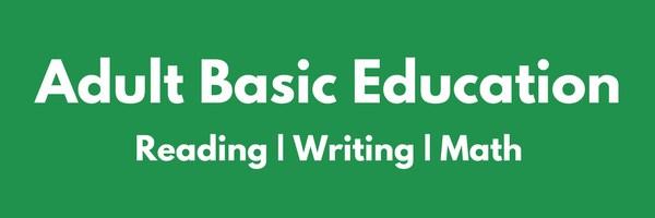 Basic programs adult education